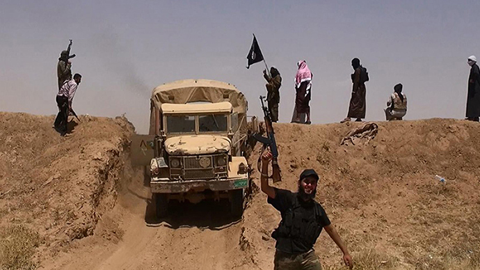 'ISIS might be strategically attempting a wider war against the US'