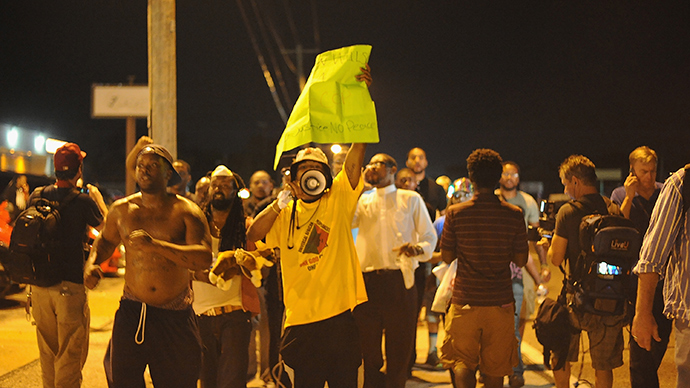'US doomed to relive Ferguson if government does not change tactics'