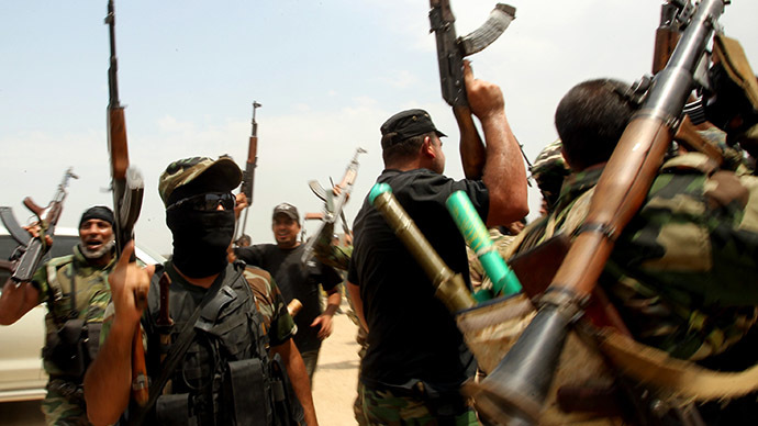 'Another wave of Western intervention threatens to pull Iraq apart'
