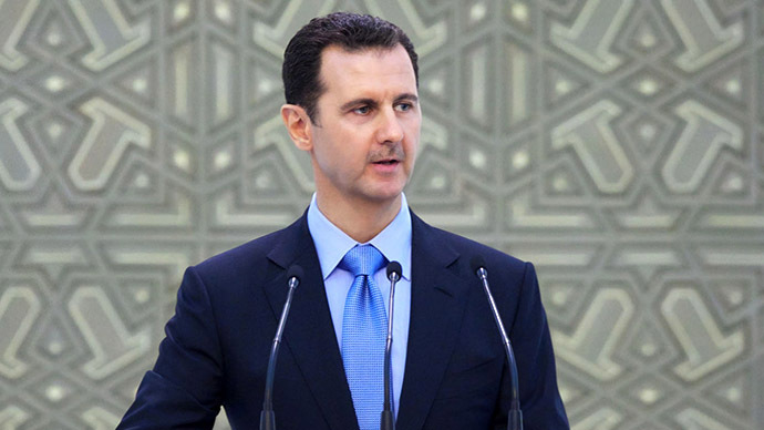 'US realizing that ISIS getting stronger is bad alternative to Assad'