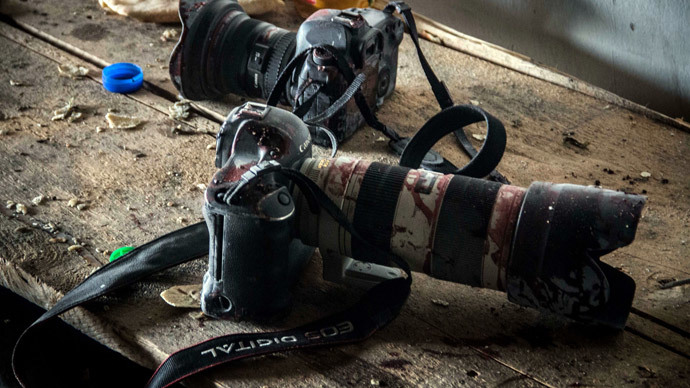 Death of James Foley: A lot of questions, no answers