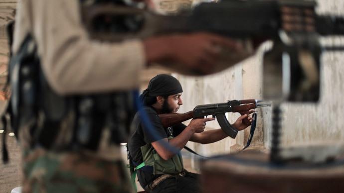 AFP Photo / Ahmed Deeb