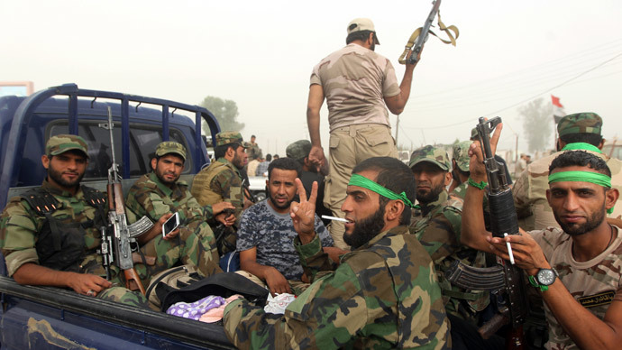 ISIS: US-made monster running amok in Middle East