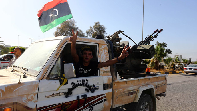 ​'Reparations have to be paid to the people of Libya'