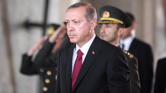 Turkish President Recep Tayyip Erdogan.(AFP Photo / STR)