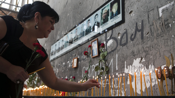 The City of Angels: 10 years after Beslan