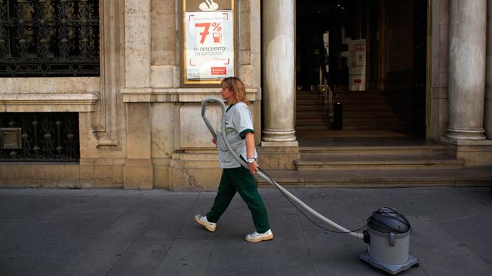 EU 'mother-sucker': Nanny state decrees dirty homes?