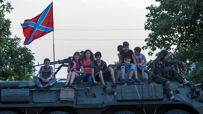 Ukraine crisis: What if Novorossia is full of 'Texicans'?
