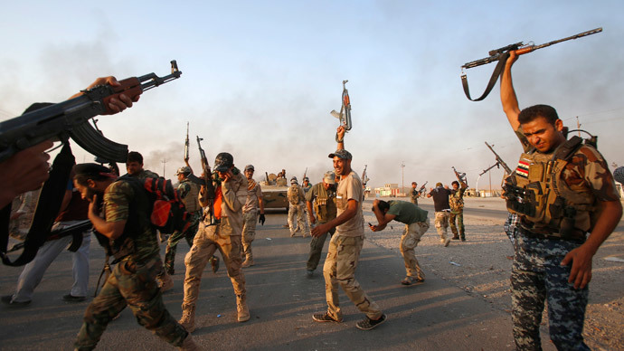 'Foreign intervention by the US or any other country to fight ISIS will not work'
