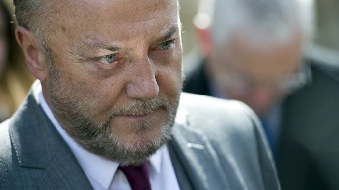 'George Galloway attack is an attack on all dissenters'