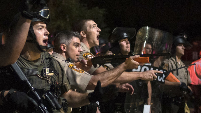​Ferguson violence: When riots are the answer