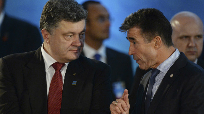 ​'Western powers do not intend to go to war over Ukraine'
