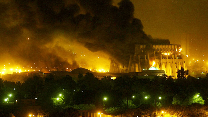 ​'What we'd done in Iraq had been fairly useless' – ex-Reuters bureau chief in Iraq