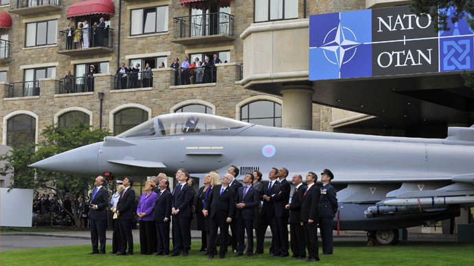 'One thing missing from the Ukraine ceasefire agreement is NATO'