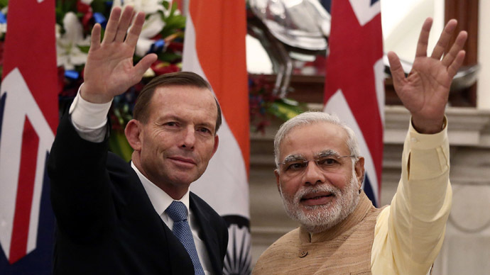 ​Shifty Australia dumps Russia, embraces India for nuclear deal