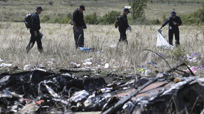 'Report on MH-17 crash acceptable but not conclusive'