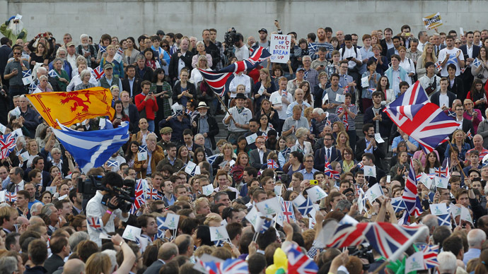 'Scottish Independence Referendum: Separatism is an ugly business'