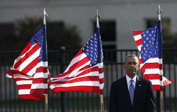 United States President Barack Obama (Reuters/Gary Cameron)