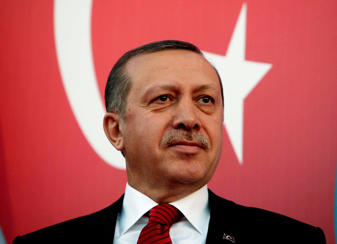 Turkey's Prime Minister Recep Tayyip Erdogan (Reuters / Mohamed Azakir / Files)