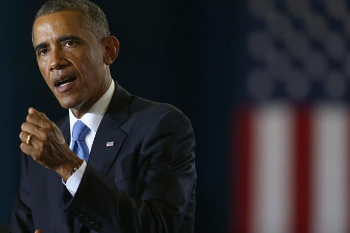 U.S. President Barack Obama (Joe Raedle / Getty Images / AFP)