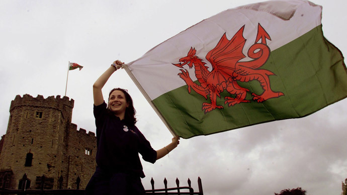 'Whatever is offered to Scotland has to be available to Wales too'
