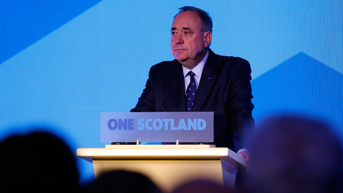 'Scotland to get more powers and still be able to blame Westminster for any problems'