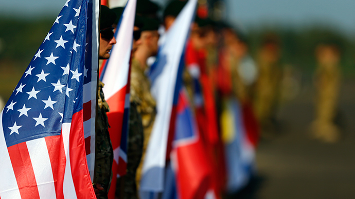 What does the US gain from paying for Europe's Security?