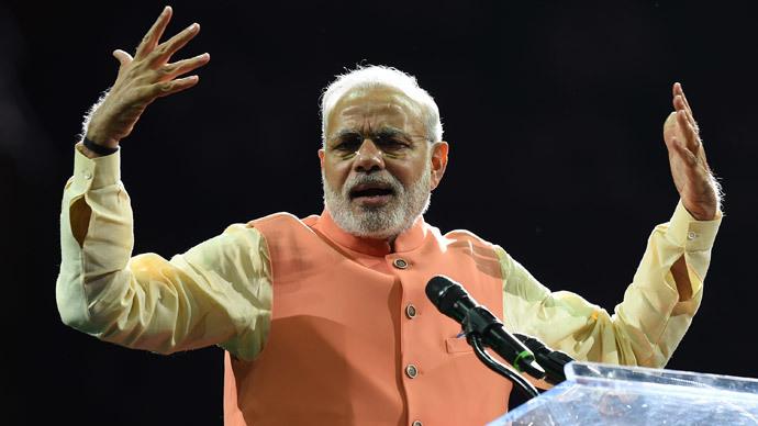 'Modi's India center of multipolar world - this threatens US hegemony'