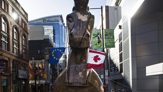 CETA: Delayed but not destroyed