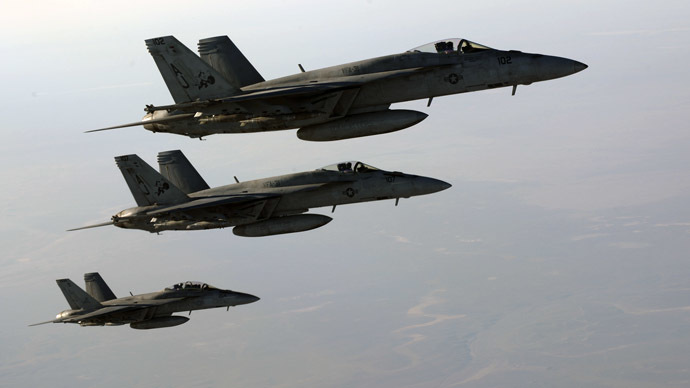 'US wars in Mideast – only excuse for $ trillion military budget'