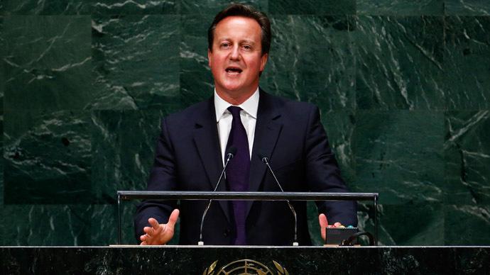 David Cameron: 'Non-Violence' responsible for ISIS