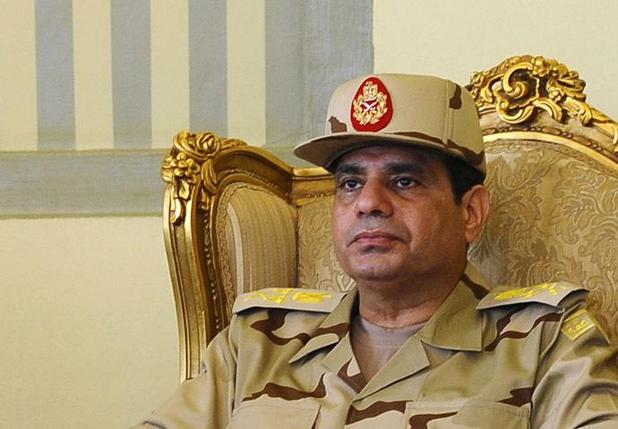 Egypt's President Abdel Fattah al-Sisi (Reuters/Amr Abdallah Dalsh)