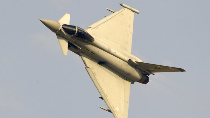 'Eurofighter too complex for its missions'