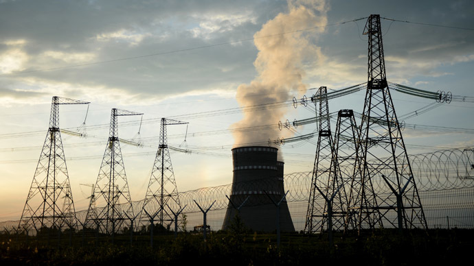 Russia in global nuclear energy market