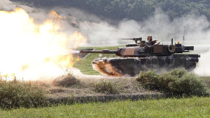 'US troop buildup in E. Europe symbolic gesture to Russia over Ukraine'