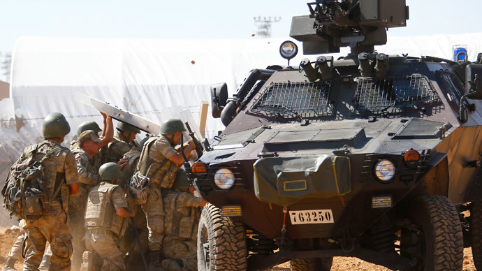 ​'Turkey can fight ISIS without external assistance'