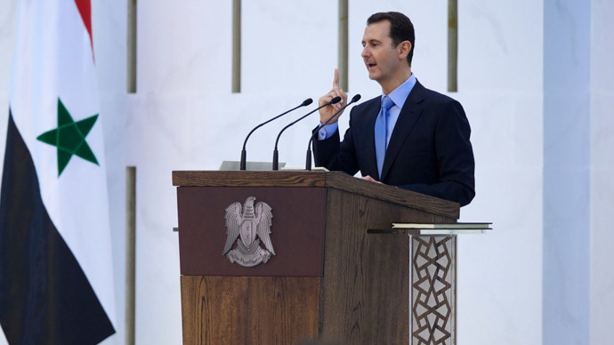 The myth of Assad, ISIL and extremism