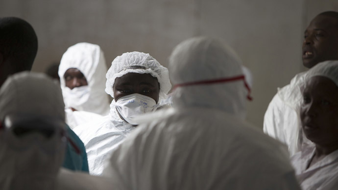 'Ebola vaccine would be around now if it came down to Western lives'