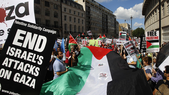 British vote on Palestine purely symbolic without human rights upheld
