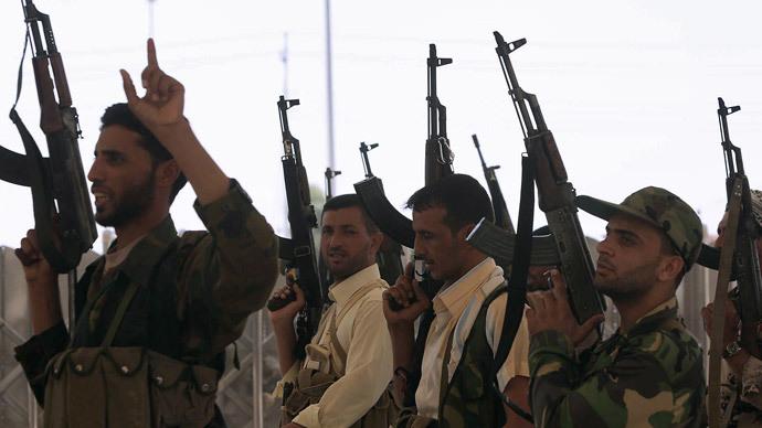 AFP Photo / Mohammed Sawaf