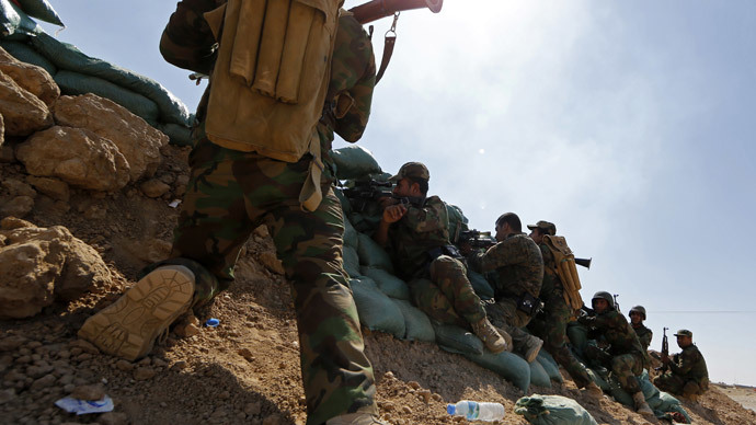 Material advantage against ISIS does not translate into military success