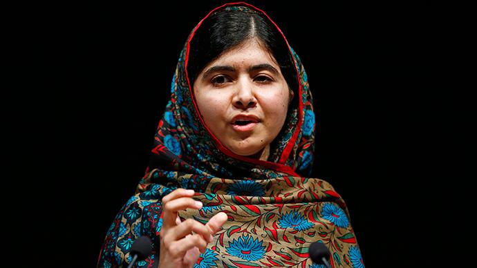 Pakistani schoolgirl Malala Yousafzai, the joint winner of the Nobel Peace Prize (Reuters)