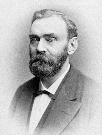 Alfred Nobel (Image from wikipedia.org)