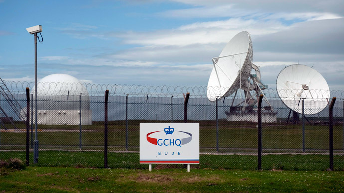 ​'Law on GCHQ in UK needs to be rewritten'
