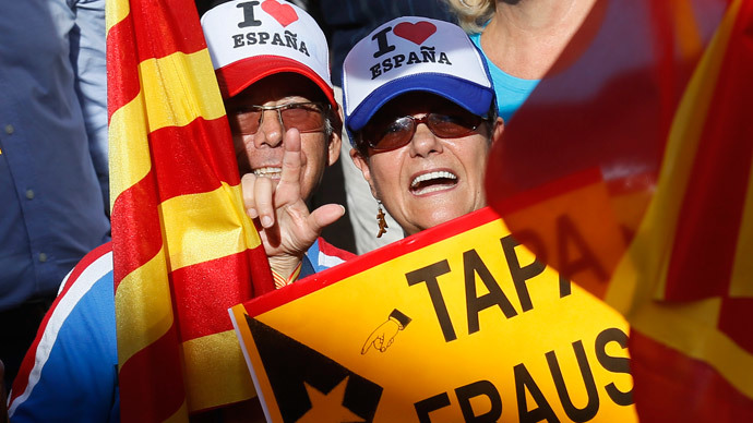 'Reluctance to allow Catalan referendum illustrates Spain's former empire mentality'