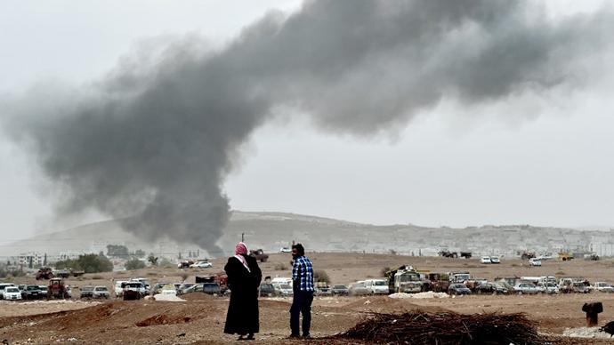Kurdish heroism versus ISIS barbarism