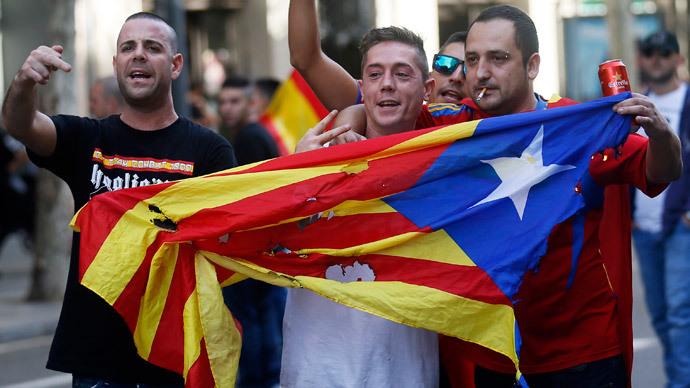 'No compromise possible: Catalonia demands self-determination vote'