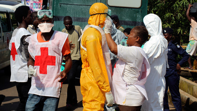 'Good public health system - solution for Ebola containment'