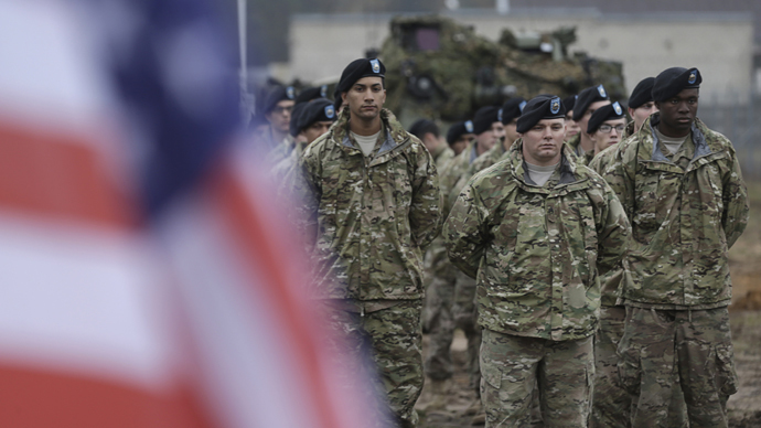 Warmongering Washington hunting for Ebola, Russia and Islamic State