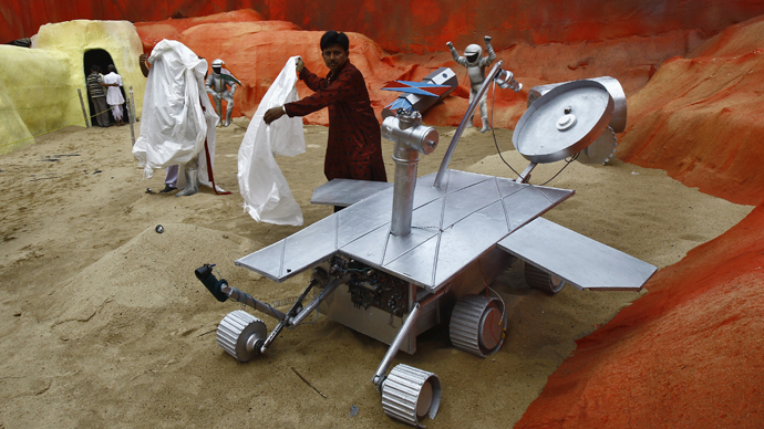 ​'Space missions help economies gain credibility'